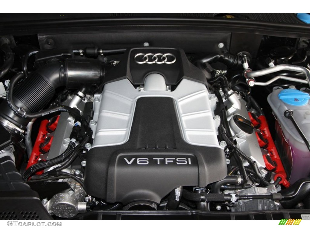 2013 audi s4 3 0t quattro sedan 3 0 liter fsi supercharged dohc 24 valve vvt v6 engine photo. Black Bedroom Furniture Sets. Home Design Ideas