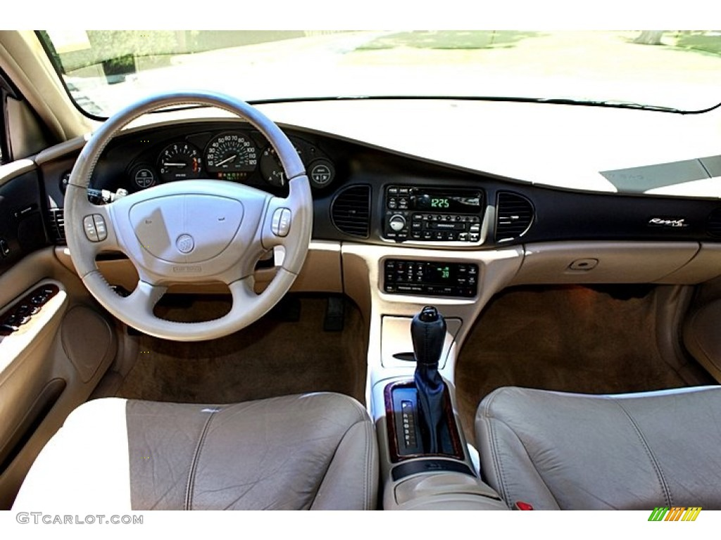 2001 Buick Regal Ls Taupe Dashboard Photo 66214369