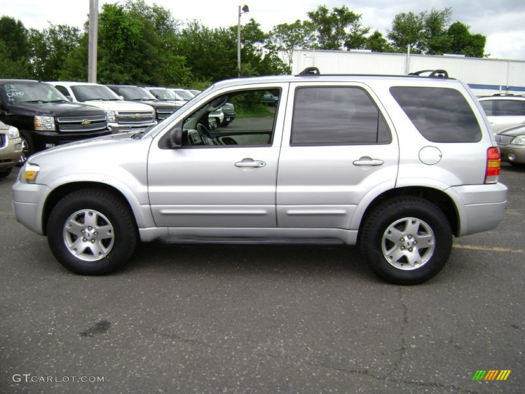 2008 Ford Escape Xls Silver Metallic 2006 Ford Escape Limited Exterior Photo #66214594 ...