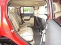 Light Cashmere/Ebony Rear Seat Photo for 2009 Hummer H3 #66228023