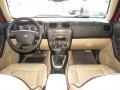 Light Cashmere/Ebony Dashboard Photo for 2009 Hummer H3 #66228047
