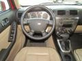 Light Cashmere/Ebony Dashboard Photo for 2009 Hummer H3 #66228059
