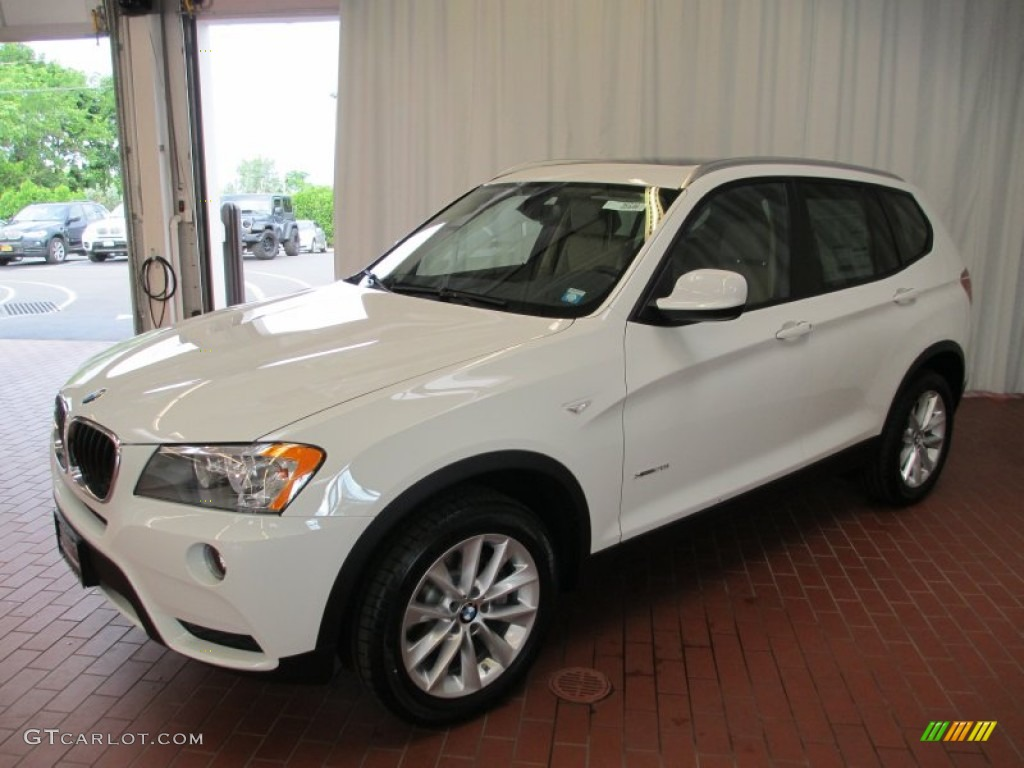 2013 alpine white bmw x3 xdrive 28i 66207488 car color galleries. Black Bedroom Furniture Sets. Home Design Ideas