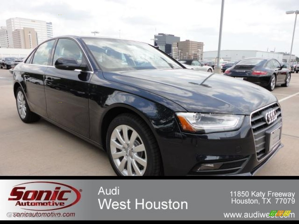 2013 moonlight blue metallic audi a4 2 0t sedan 66207872 gtcarlot com car color galleries