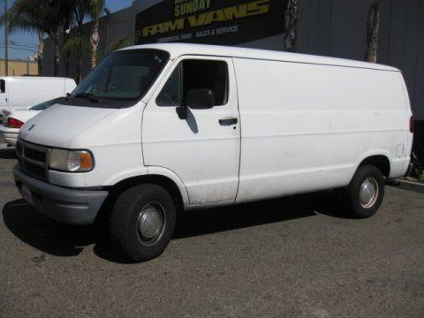 1996 Dodge Ram Van 2500 Cargo Data Info and Specs  GTCarLotcom