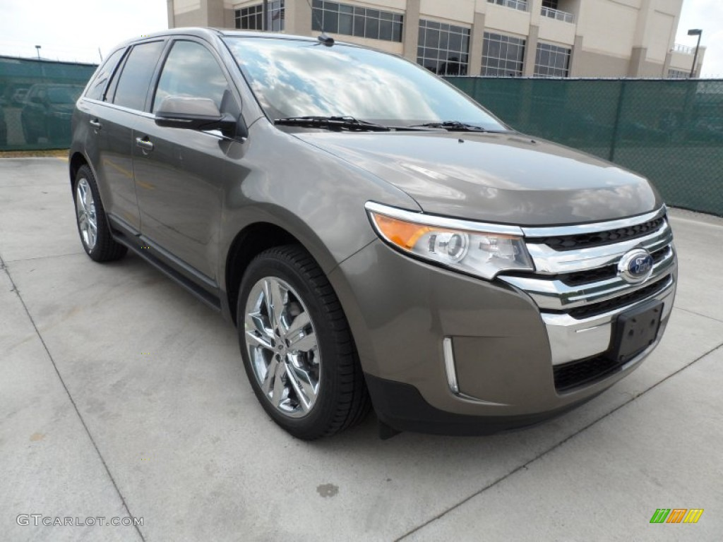 Mineral gray metallic ford edge ford edge limited ecoboost