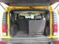 2006 Hummer H2 SUV Trunk