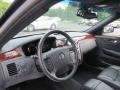 2006 Cadillac DTS Midnight Blue Interior Dashboard Photo