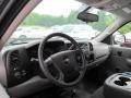 2009 Chevrolet Silverado 1500 Dark Titanium Interior Dashboard Photo