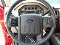 Adobe Steering Wheel Photo for 2012 Ford F250 Super Duty #66253343