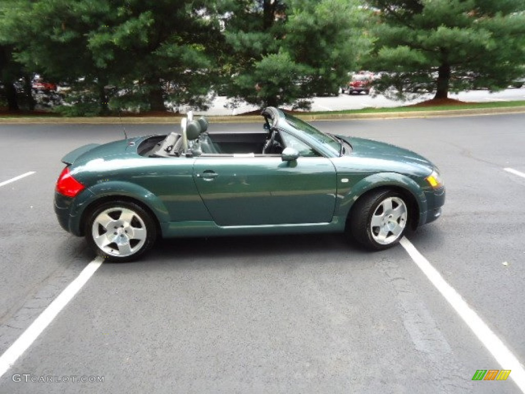 Desert Green Pearl 2001 Audi Tt 18t Quattro Roadster Exterior Photo Wiring Diagram 66263994