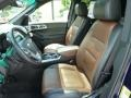 Pecan/Charcoal Interior Photo for 2011 Ford Explorer #66266817