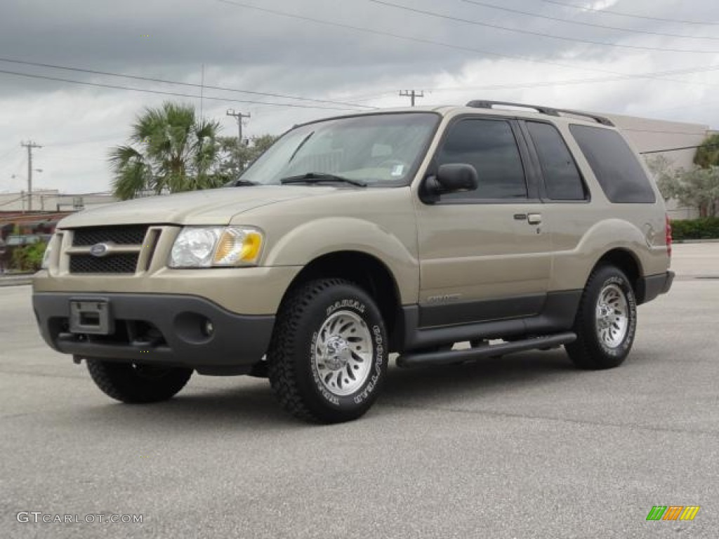 2001 Ford Explorer Sport Exterior Photos