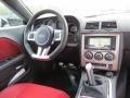 Dark Slate Gray/Radar Red Dashboard Photo for 2012 Dodge Challenger #66282540