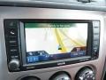 2012 Dodge Challenger Dark Slate Gray/Radar Red Interior Navigation Photo