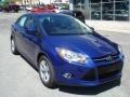 SN - Sonic Blue Metallic Ford Focus (2012)
