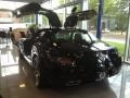 Obsidian Black Metallic - SLS AMG Photo No. 5