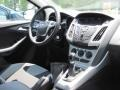 2012 Tuxedo Black Metallic Ford Focus SE Sedan  photo #4