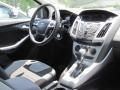 2012 Tuxedo Black Metallic Ford Focus SE Sport Sedan  photo #4
