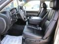 Ebony Interior Photo for 2011 Chevrolet Silverado 1500 #66289878