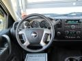 Ebony Dashboard Photo for 2011 Chevrolet Silverado 1500 #66289881
