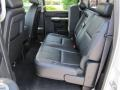 2011 White Diamond Tricoat Chevrolet Silverado 1500 LT Crew Cab 4x4  photo #31