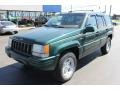 1998 Forest Green Pearlcoat Jeep Grand Cherokee Limited 4x4 #66273260