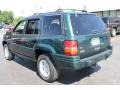 1998 Forest Green Pearlcoat Jeep Grand Cherokee Limited 4x4  photo #2