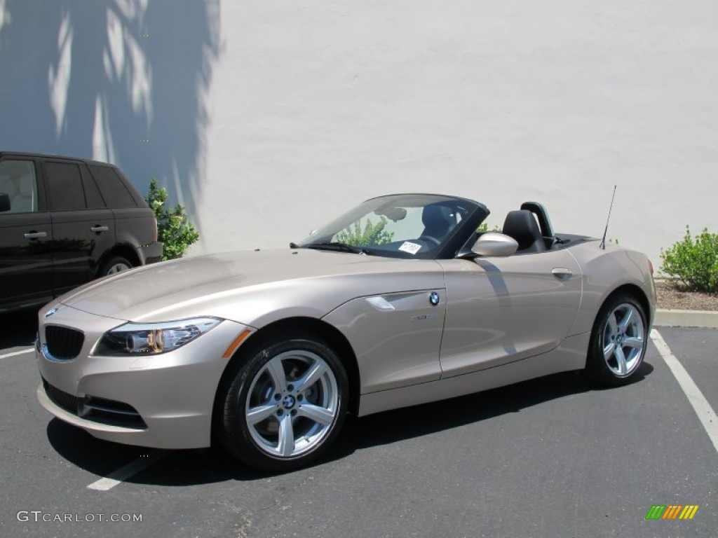 Orion Silver Metallic 2012 Bmw Z4 Sdrive28i Exterior Photo