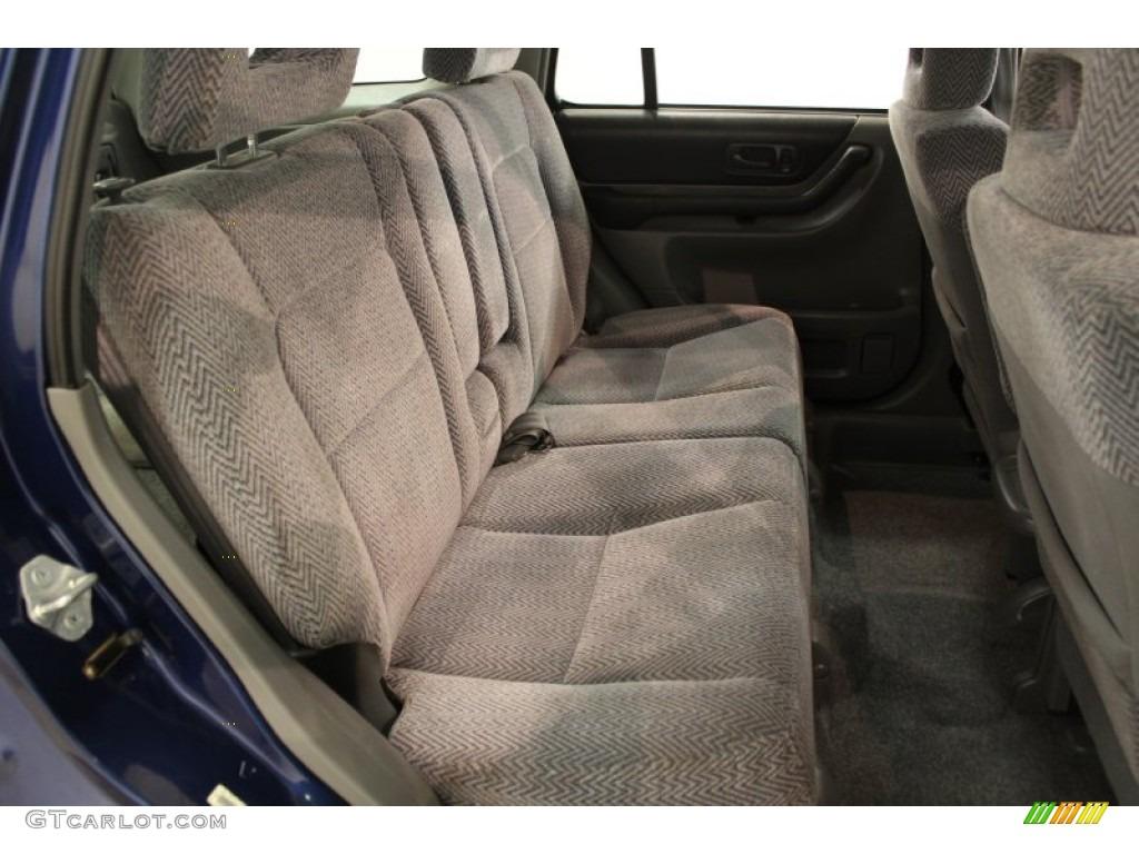 1997 Honda Cr V 4wd Interior Color Photos
