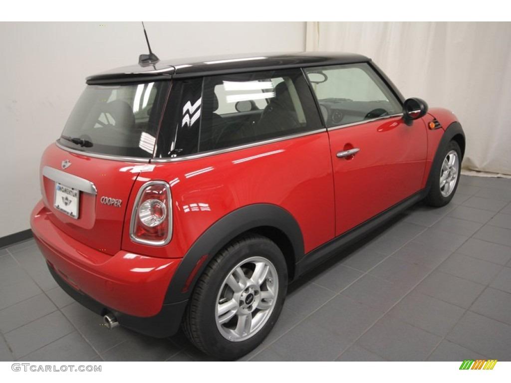 2012 chili red mini cooper hardtop 66273208 photo 7 car color galleries. Black Bedroom Furniture Sets. Home Design Ideas