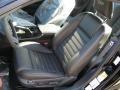 2009 Ford Mustang Black/Black Interior Interior Photo
