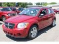 Inferno Red Crystal Pearl 2009 Dodge Caliber Gallery