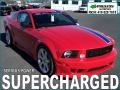 Torch Red 2008 Ford Mustang Gallery
