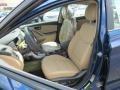 Beige Front Seat Photo for 2013 Hyundai Elantra #66329868