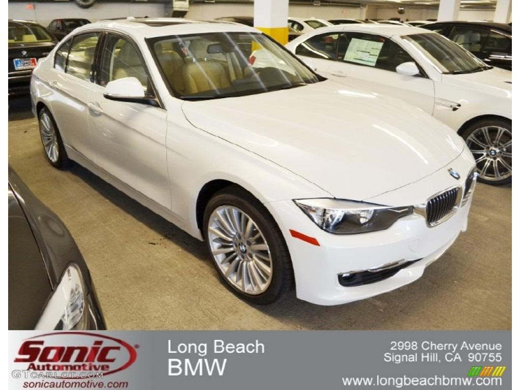 Mineral White Metallic BMW 3 Series