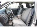 Ebony Black Front Seat Photo for 2007 Chevrolet Malibu #66342181