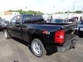 2012 Black Chevrolet Silverado 1500 LTZ Extended Cab 4x4  photo #2