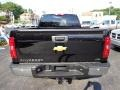 2012 Black Chevrolet Silverado 1500 LTZ Extended Cab 4x4  photo #3