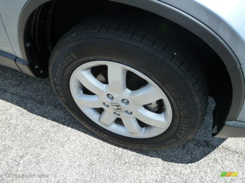 2011 CR-V SE 4WD - Glacier Blue Metallic / Gray photo #10