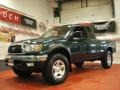 Imperial Jade Green Mica 2003 Toyota Tacoma Gallery