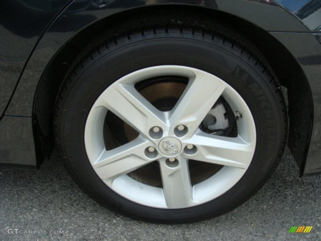 2012 Toyota Camry Se Wheel Photo 66393383 Gtcarlot Com