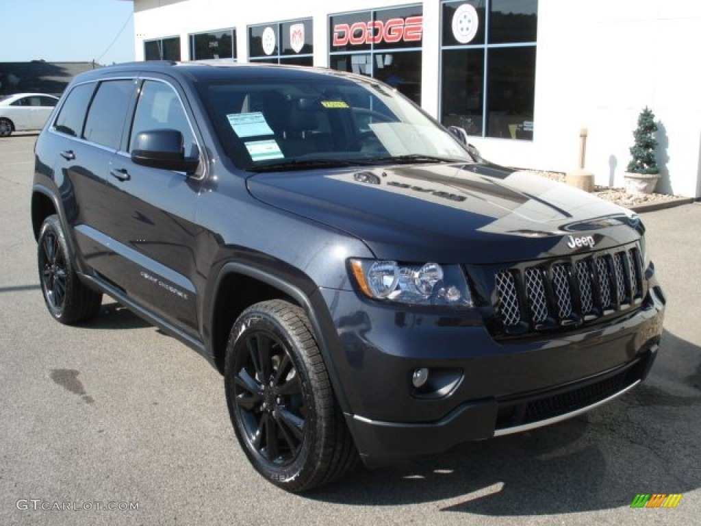 2012 Maximum Steel Metallic Jeep Grand Cherokee Altitude 4x4 #66337641