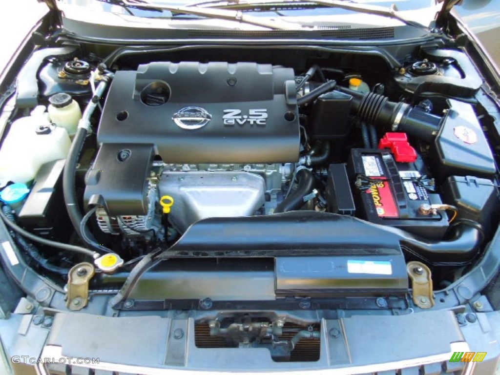 2006 Nissan Altima 2 5 S Special Edition 2 5 Liter Dohc