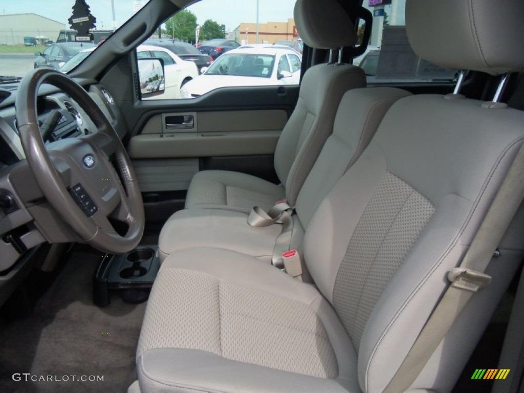 2010 Ford F150 Xlt Supercrew 4x4 Interior Photo 66408672