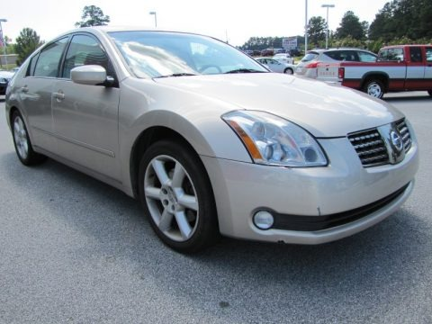 2005 Nissan Maxima 3.5 SE Data, Info And Specs