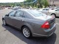 2011 Sterling Grey Metallic Ford Fusion SEL  photo #4