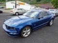 Vista Blue Metallic 2006 Ford Mustang GT Premium Coupe Exterior