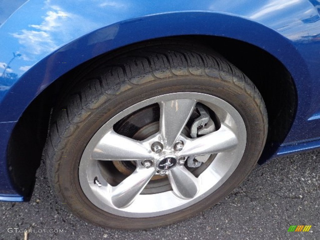 2006 Ford Mustang GT Premium Coupe Wheel Photo #66418195