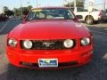 2007 Torch Red Ford Mustang GT Premium Coupe  photo #6